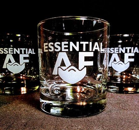 ESSENTIAL A/F GLASSWARE