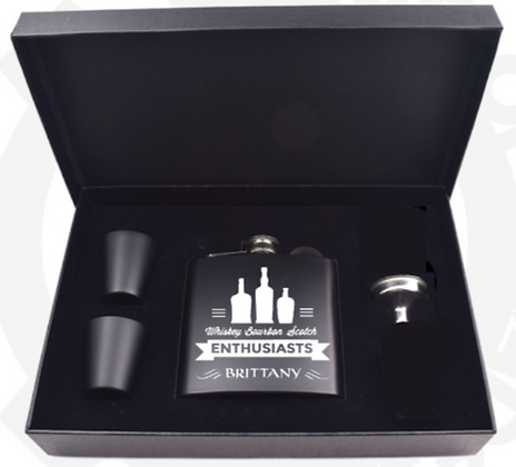 WBSE PERSONALIZED FLASK
