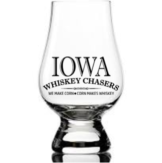 IOWA WHISKEY CHASERS GLENCAIRN