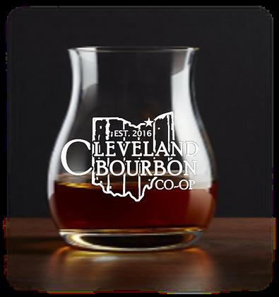 11 ounce Canadian Glencairn (Cleveland)