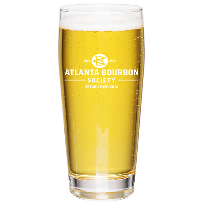 the Willie glass 16 oz (ABS)