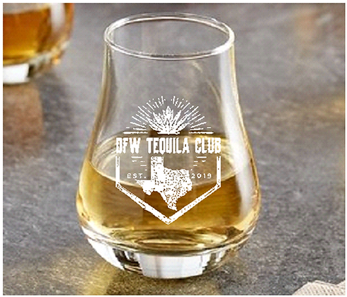 4 ounce Jaritto glass (Tequila Club)