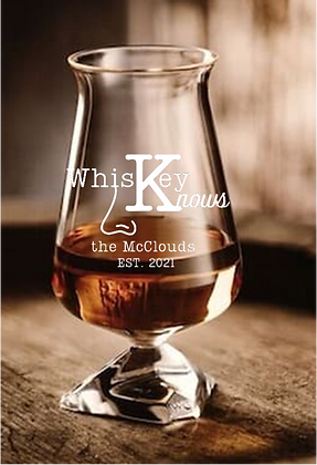 7.1 ounce Tuath glass (whiskey knows)