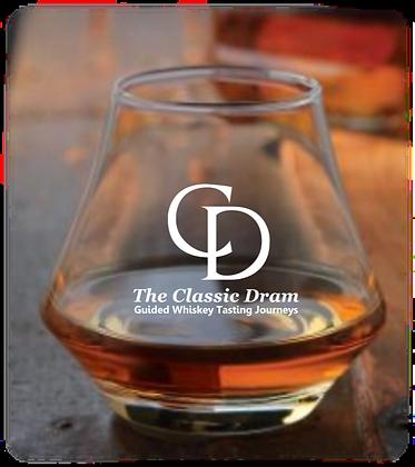 9.75 ounce aroma glass (CD)