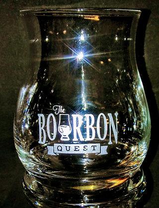 Bourbon Quest Canadian Glencairn