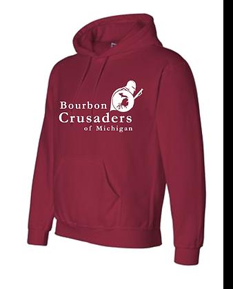 Crusaders 12500 Gildan dryblend hoodie