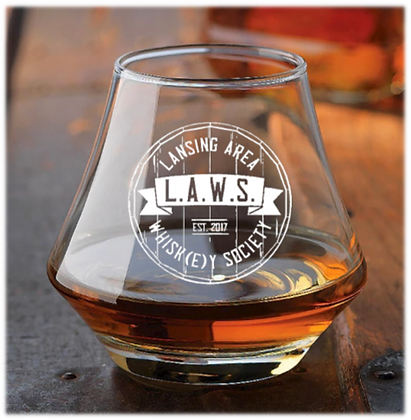 9.5 ounce aroma glass (LAWS)