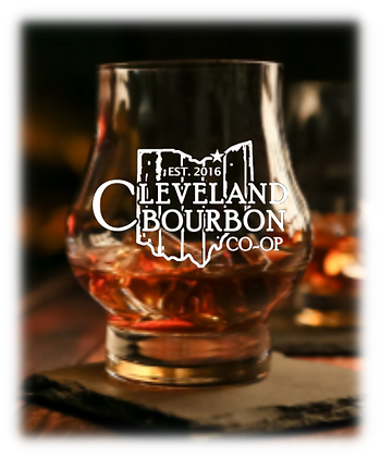 master reserve 10.5 ounce glass (Cleveland)
