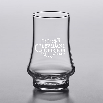 Arc Kenzie glass 5.75 ounce (CLEVELAND)