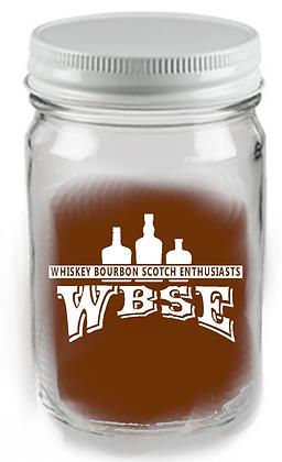 12 oz mason jar glass WBSE