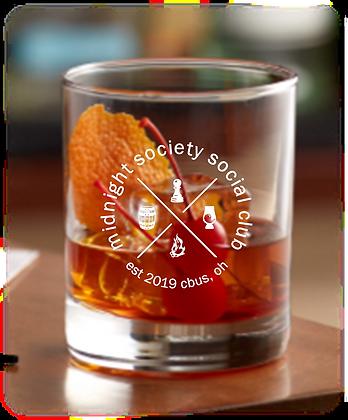 10.25 oz rock glass (Midnight)