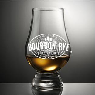 Bourbon Rye 6 ounce Glencairn