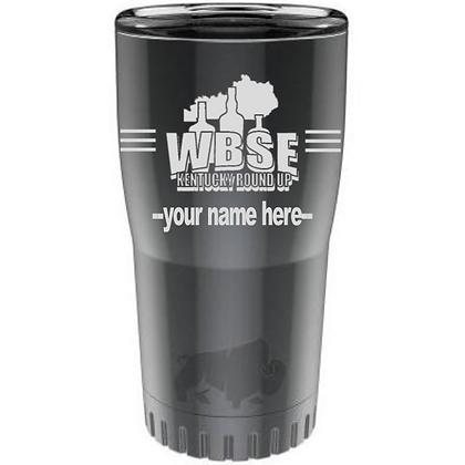 stainless steel 20 ounce mug