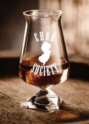 CHAR SOCIETY 7.1 OUNCE TUATH GLASS