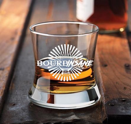 Curved Bourbon Glass (BI)