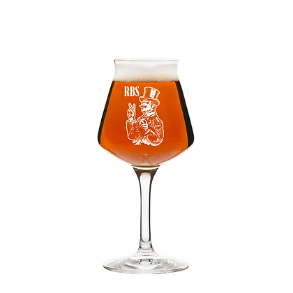 14 oz stemmed beer glass (RBS)