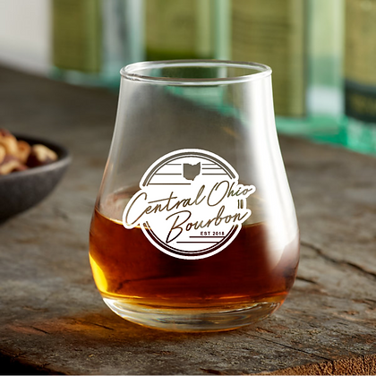 4 OR 8 oz whiskey taster (COB)