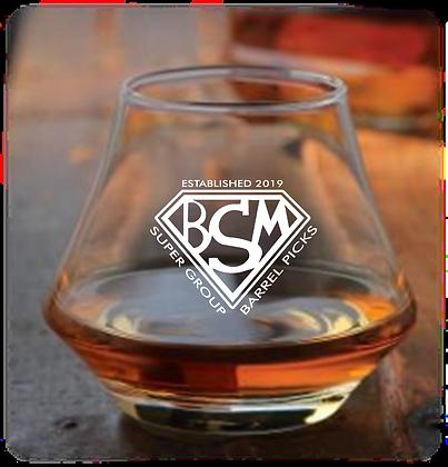 9.5 ounce aroma glass (IBSM)