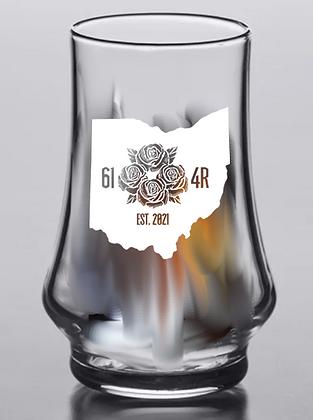 Arc Kenzie glass 5.75 ounce (614R)