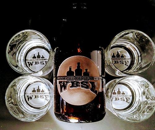 WBSE 4 rocks 1 jug