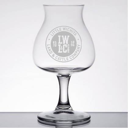 8.5 ounce Elite glass (LW)