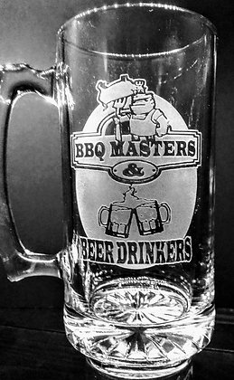 BBQ Master Mug set of 2