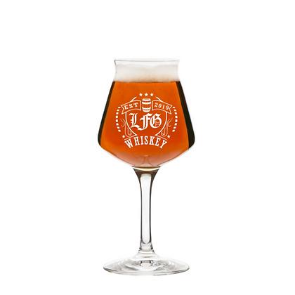 14 oz stemmed beer glass (LFG)