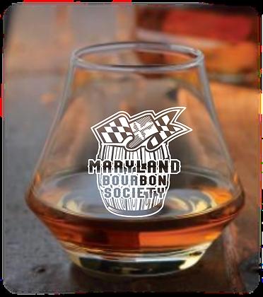 Maryland Bourbon Society Aroma Glass