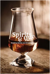 7.1 ounce Tuath Glass (Spirits & Que)