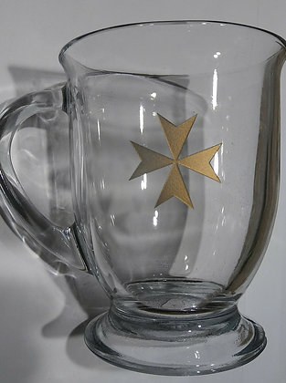 Maltese Cross Glassware