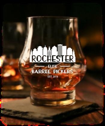 Master Reserve 10.5 ounce glassware (Rochester)