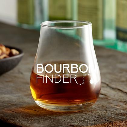 4 OR 8 oz whiskey taster (FINDER)