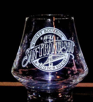 9.5 ounce aroma glass SF