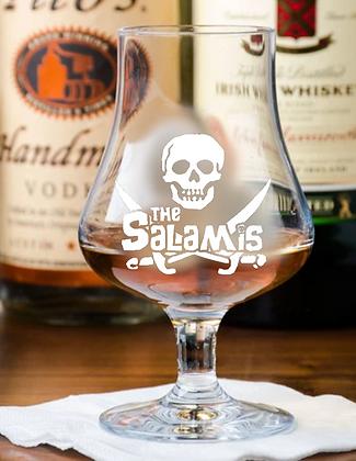 THE SALAMI 6.5 OUNCE STOLZLE GLASS