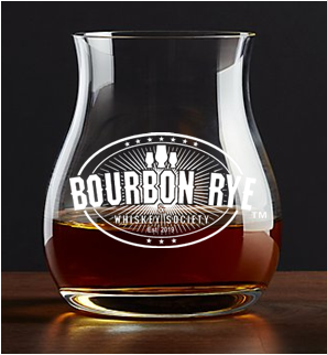Bourbon Rye 11 ounce Canadian Glen