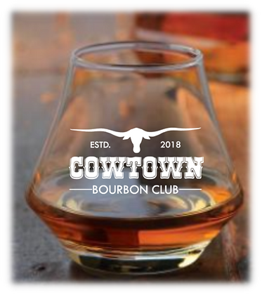 9.75 ounce aroma glass (Cowtown)