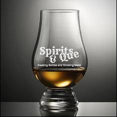 6 ounce Glencairn (Spirits &Que)
