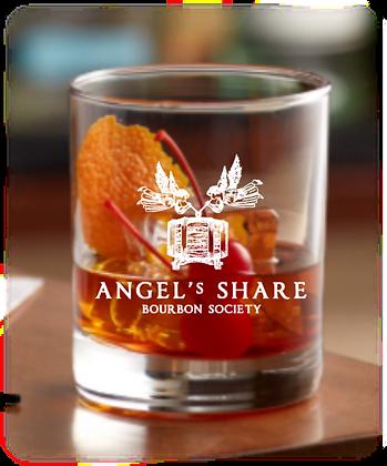 Angels Share 10.25 rock glass