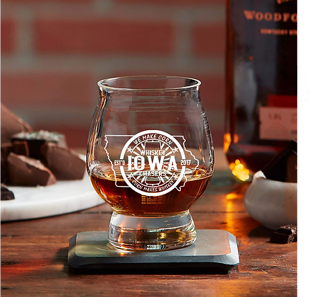 The Official Trail Glass 8 OZ (Iowa)