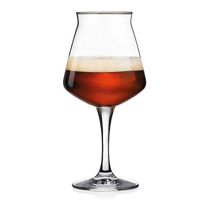 the 14 ounce tulip stemmed glass