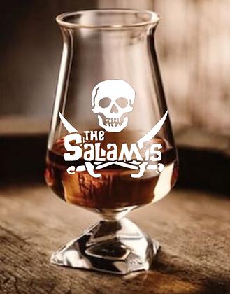 THE SALAMI 7.1 OUNCE TUATH GLASS