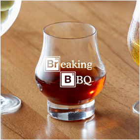 Master Reserve 10.5 ounce glassware (Breaking BBQ)
