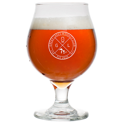 GLWC 16 OUNCE BEER GLASS