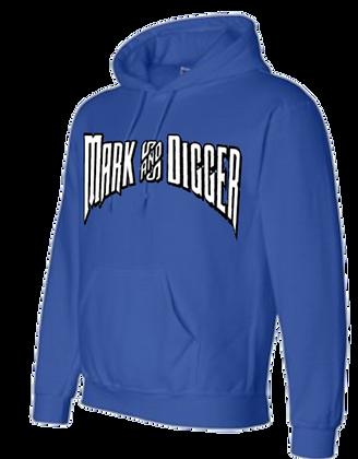 Mark & Digger 12500 Gildan dryblend Hoodie