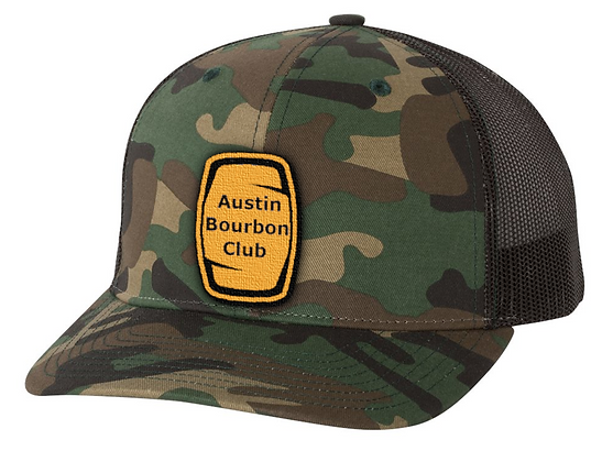 Austin Bourbon Club (RICHARDSON SNAPBACKS)