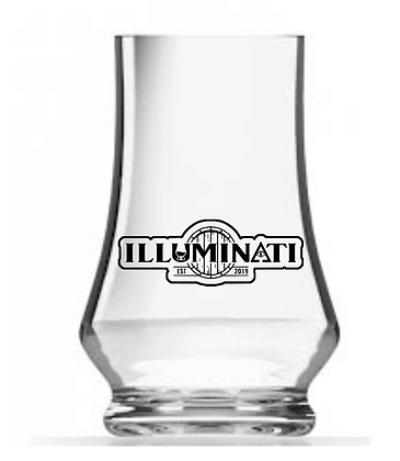 Arc Kenzie glass 5.75 ounce (illuminati)