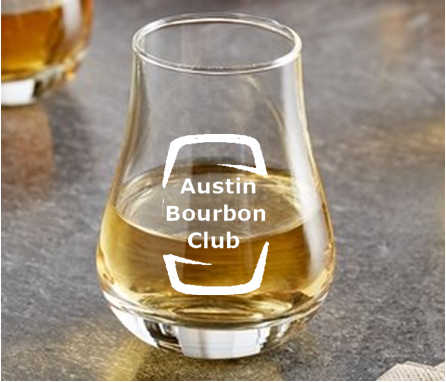 4 OR 8 oz whiskey taster (Austin)