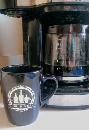 Ceramic Engraved WBSE Coffee mug
