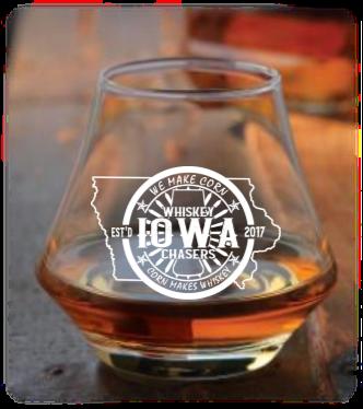 9.5 ounce aroma glass (Iowa New)