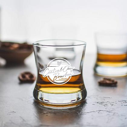 8.5 ounce curved bourbon glass (COB)